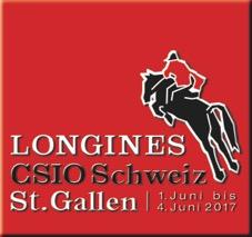 Longines CSIO Schweiz St. Gallen 2017